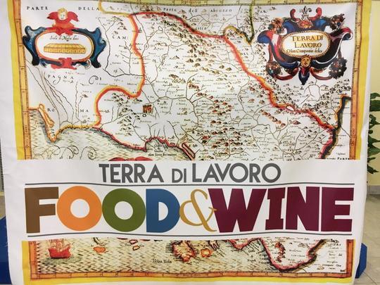 Terra di  Lavoro – Food And Wine